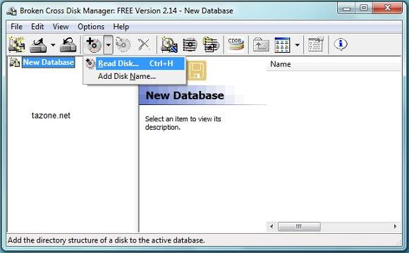 Broken Cross Disk Manager 3.48 all versions serial number ...